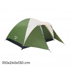 68040 Bestway Montana tenda igloo 4 posti 310x240x130cm