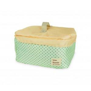 Image of 2666 Beauty case da viaggio varie fantasie mod. Dolly organizer bag portatutto 8014547878895