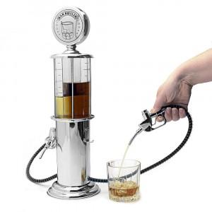 Image of 795039 Dispenser per bevande alla spina stile retrò erogatore a pompa 8011094556108