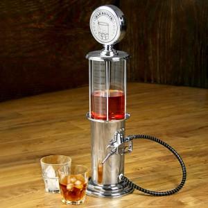 Dispenser per bevande alla spina stile retrò erogatore a pompa