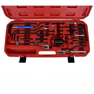 ST-3202 Kit accessori per manutenzione motore auto in valigetta