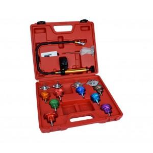 ST-3104 Tester completo universale pressione radiatore automobile in valigetta
