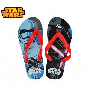 SWE7043 Ciabatte infradito in gomma per bambino Star Wars