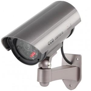 Image of Konig SEC DUMMYCAM30 Telecamera finta CCTV con LED lampeggiante IR (finto) 7106896387904