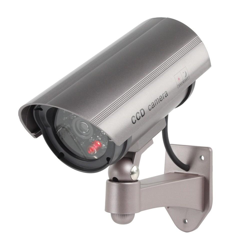 Konig SEC DUMMYCAM30 Telecamera finta CCTV con LED lampeggiante IR (finto)