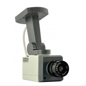 Image of Telecamera finta motorizzata a sensore rilevamento a batterie 8435524507742