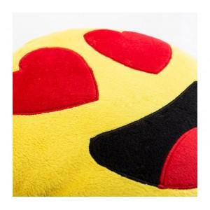 621038 Cuscino emotion occhi a cuoricini emoji pillow faccine idea regalo