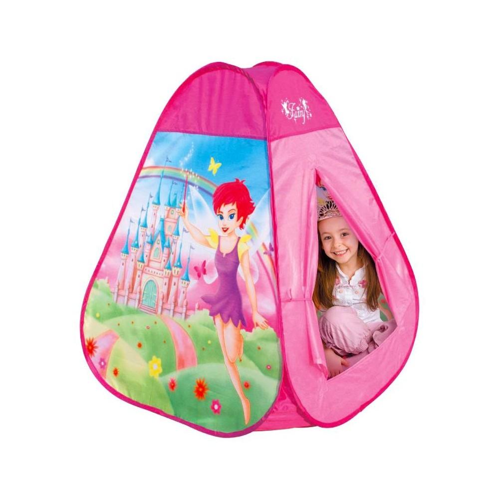 Tenda da gioco167687 Igloo principessa fatata 95x95x100 cm Cigioki