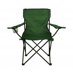 2309 Sedia sdraio Panama pieghevole con seduta imbottita e schienale regolabile