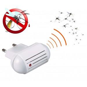 32842 Repellente ad ultrasuoni a corrente EXTERM per zanzare per 25 mq