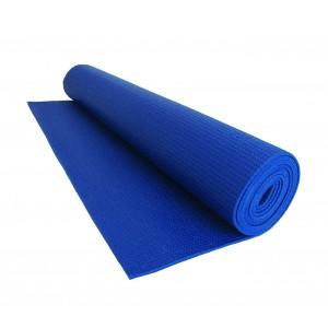 Tappeto 173 x 61 cm COMFORT per yoga fitness e allenamenti sport spessore 0,4 mm