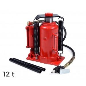ST-3054 Cric idraulico a bottiglia manuale e ad aria compressa fino a 12 t