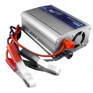 Image of Inverter per auto camper barca dc 12v to ac 220v - 300w 8000000141910