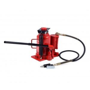 ST3056 Cric idraulico a bottiglia manuale e ad aria compressa fino a 32 t