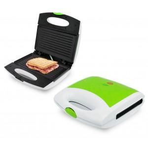 619807 Tostiera elettrica 750 w Capriccio piastra per toast e panini