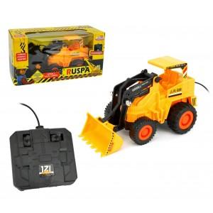 871239 Ruspa giocattolo telecomandata con braccio meccanico e movimenti reali