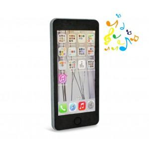 Image of 849665 Telefonino Plus in stile smartphone per bambini con suoni e canzoni 8040384370513