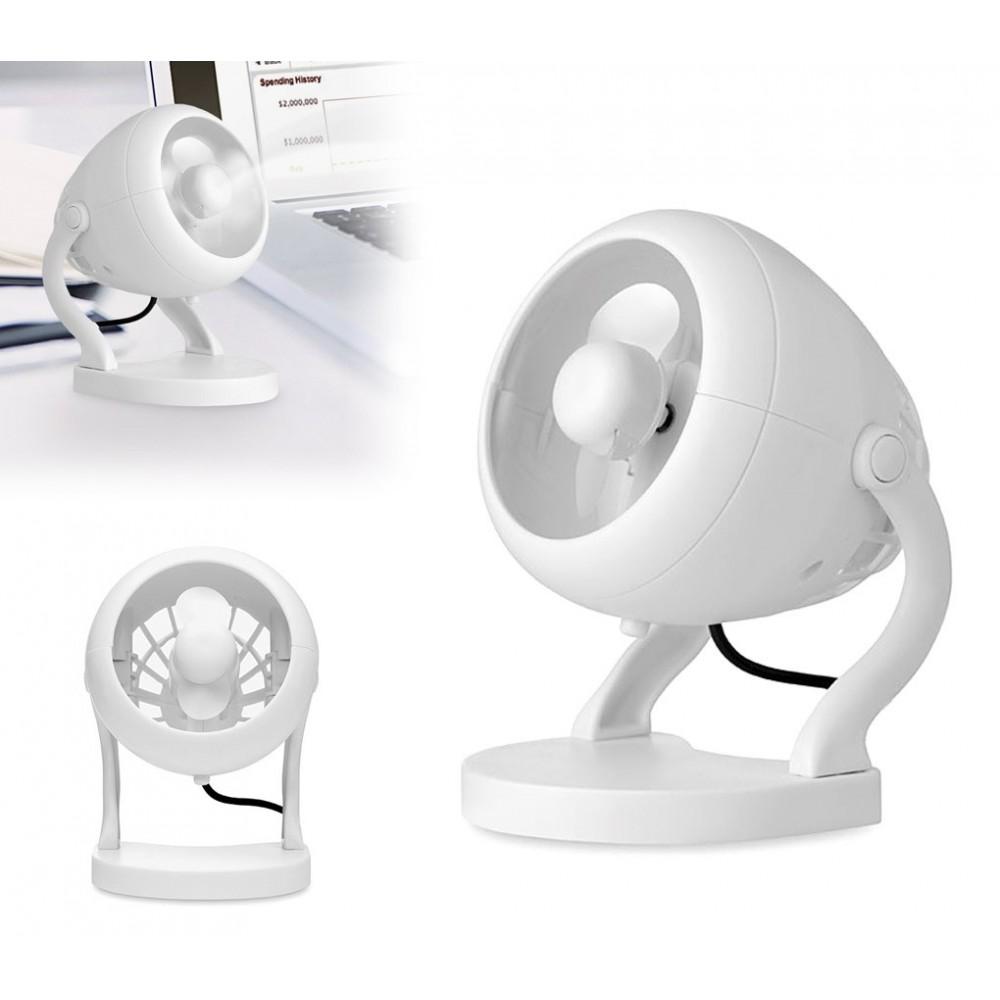 54735 Mini ventilatore da tavolo portatile silenzioso 13 cm LIFETIME AIR