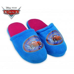 Image of 305-444 Pantofole invernali con interno in pile per bambini Disney Cars 6909840020220