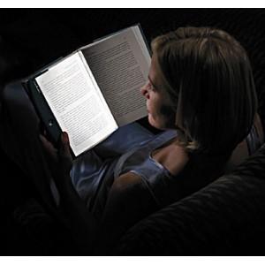 Image of Pannello Led per lettura libro in assenza di luce di notte al buio 8019408121332