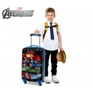 4411451 Trolley bagaglio a mano Avengers Marvel 33 x 55 x 20
