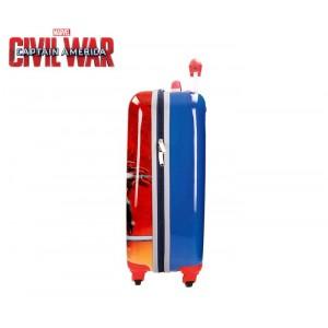4721452 Trolley bagaglio a mano Capitan America  Civil War 33 x 55 x 20 cm
