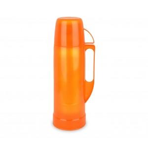 Image of 059166 Thermos per bevande welkhome rivestito in plastica colorata 1000 ml 6914578874526