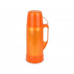 Image of 059173 Thermos per bevande welkhome rivestito in plastica colorata 750 ml 6942158547126