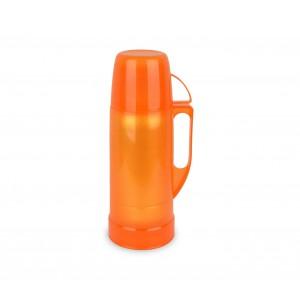 Image of 059180 Thermos per bevande welkhome rivestito in plastica colorata 450 ml 6921458774548