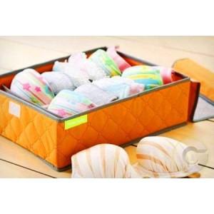 Image of Bra Organizer organizzatore biancheria intima salva spazio per cassetti colorato 8435524506707