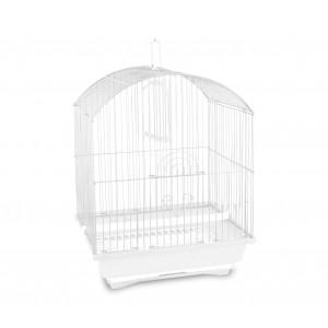 Image of 189078 Gabbia per uccelli 43.5x28.5x22 di piccole dimensioni mangiatoie incluse 6920001665548