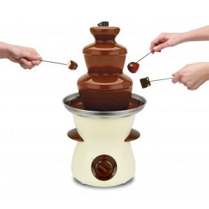 516885 Fontana di cioccolato DICTROLUX 80w 3piani di cascata 500ml