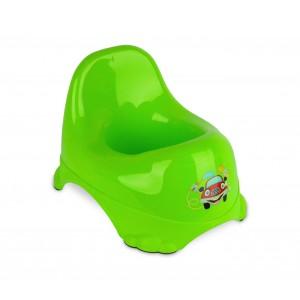 Image of 188699 Vasino per bambini 25x22 cm in plastica colorata con gommini antiscivolo 6901245127788