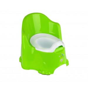11111 Vasino poltroncina ergonomico con interno rimovibile e piedini antiscivolo