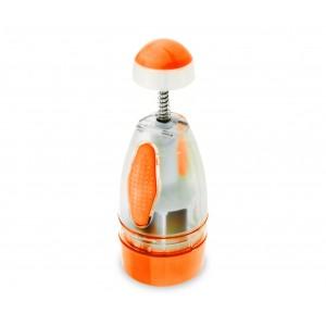 Image of 143230 Tritatutto manuale con manovella colorato con lame in acciaio inox 6904587998504