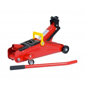 TA820012 Cric sollevatore idraulico per auto 2 ton a carrello