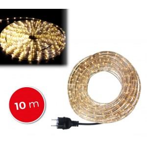 291203 Tubo 360 lampadine bianche superluminose da esterno 10 mt