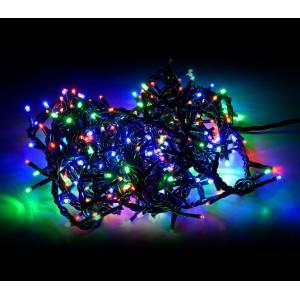 49111Minilucciole led 180 luci multicolor per uso interno 8 giochi di luci