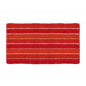 184011 Tappeto mod.STRIPES 50x80cm 100% cotone ideale per bagno e cucina
