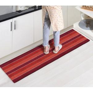 184035 Tappeto mod.STRIPES 50x180cm 100% cotone ideale per bagno e cucina
