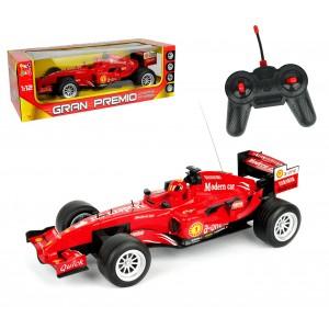 Image of 37741 Auto radiocomandata Formula Uno scala 1:12  telecomando con 4 funzioni 6954478592076