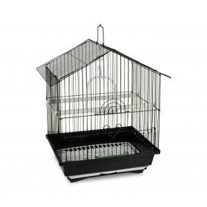 Image of 189085 Gabbia per uccelli di piccole dimensioni BIRD 43.5x28.5x22 cm mangiatoie 6901124578458