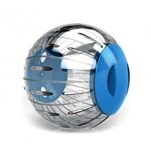 10573 Gioco per piccoli roditori Mini Twisterball in plastica rigida ø12.5 cm