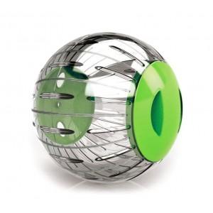 Image of 10573 Gioco per piccoli roditori Mini Twisterball in plastica rigida ø 12.5 cm 6941145441454