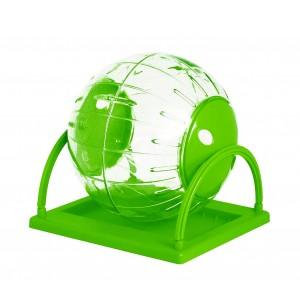 Image of 10579 Twister toy per criceti e piccoli roditori ø18.5cm con supporto 6974414411452