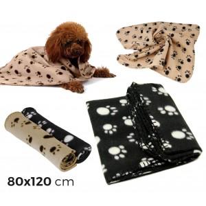 Image of 15353 Calda coperta in pile per animali domestici ZAMPA 80 x 120 cm 6932201003204