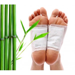 Image of 62662 Pack 10 Cerotti Bamboo VITAL PADS ripristino corretto circuito energetico 6952145201344