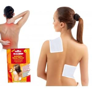 Image of 621805 Pack 3 Cerotti termico sollievo dolori muscolari ed articolari 13x9.5 cm 6932012589218
