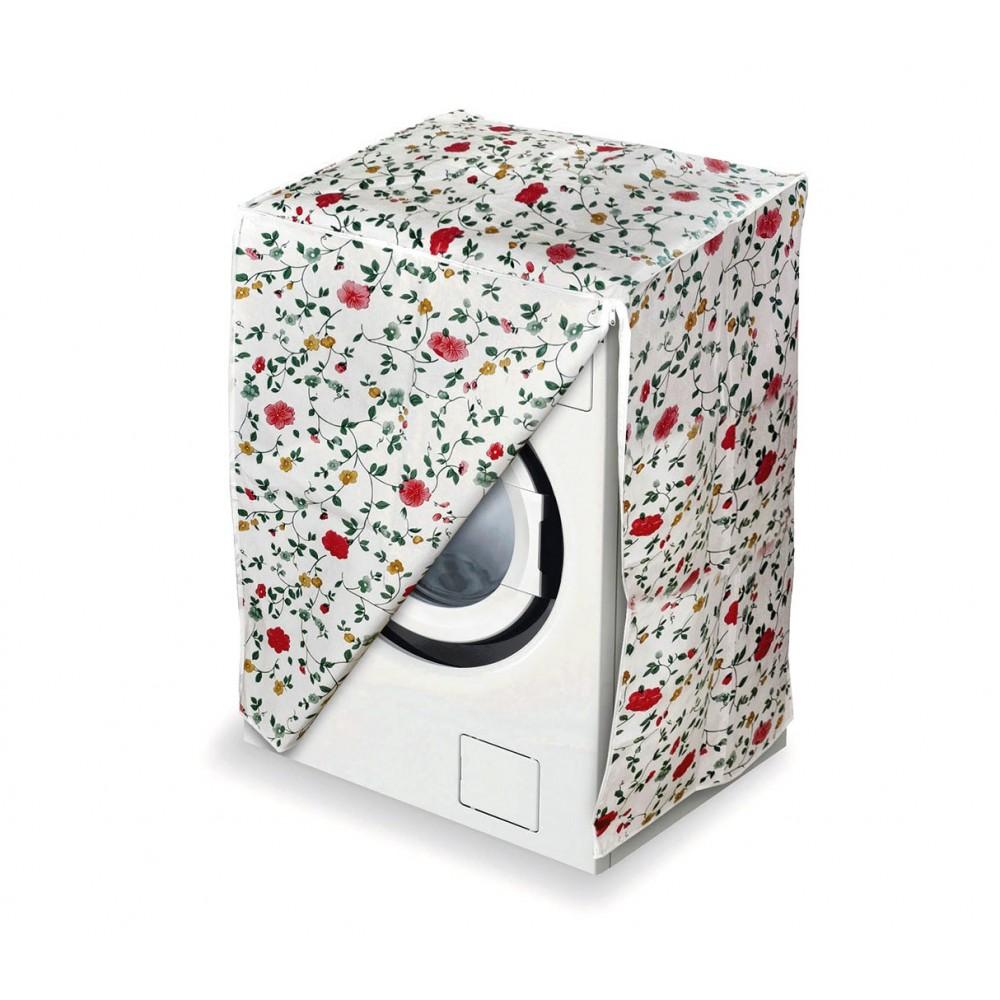 Mobile Proteggi Lavatrice Da Esterno telo coprilavatrice con chiusura a zip per lavatrici con carica front