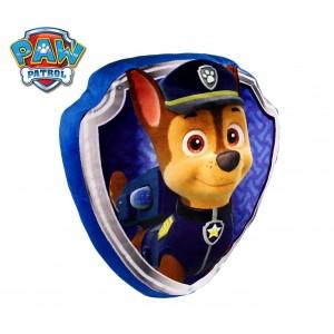 826056 Morbidissimo cuscino 3D paw patrol CHASE 35cm